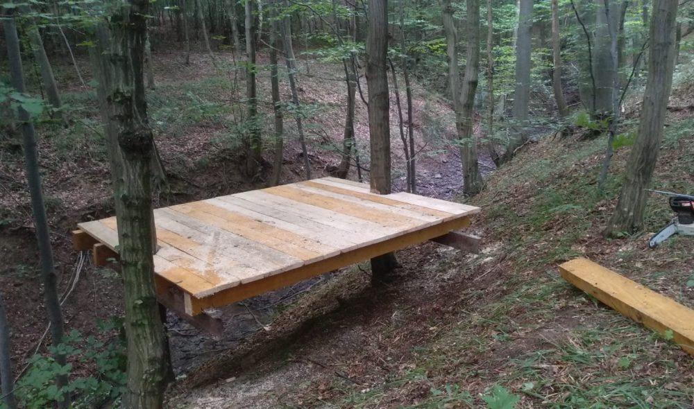 Meditačná platforma v Paldenlingu